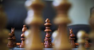 Strategy being played out in chess. Photo by: Recal Media / Pexels.com