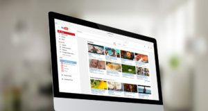 YouTube video layout. Photo by: Pexels.com