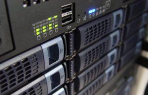 Internet server. Photo by: Pexels.com