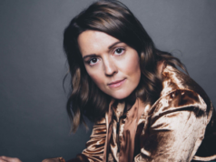 Brandi Carlile promotional shot. Photo by: Alysse Gafkjen