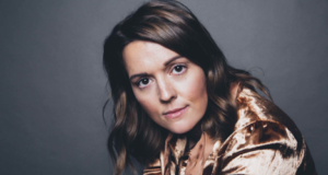 Brandi Carlile promotional shot. Photo by: Alysse Gafkjen