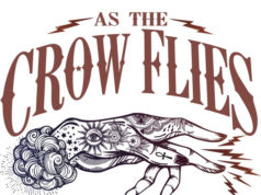 As The Crow Flies. Illustration provided.