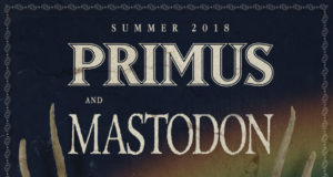 Primus and Mastodon tour. Photo provided.