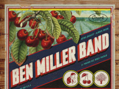 Ben Miller Band album cover for Choke Cherry Tree. Photo provided.