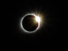 Solar Eclipse 2017 from Southern Illinois. Photo by: Matthew McGuire