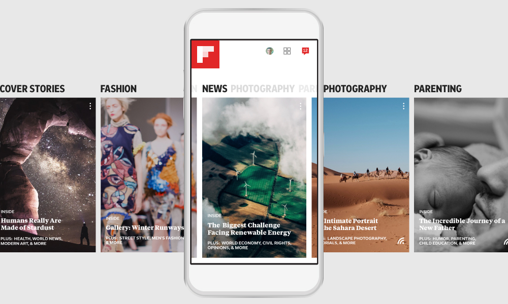 Flipboard Breaks Ground on Digital Devices As a Publishing Platform With a Purpose