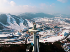 Winter Olympics at PyeongChang. Photo by: Intel Newsroom / YouTube