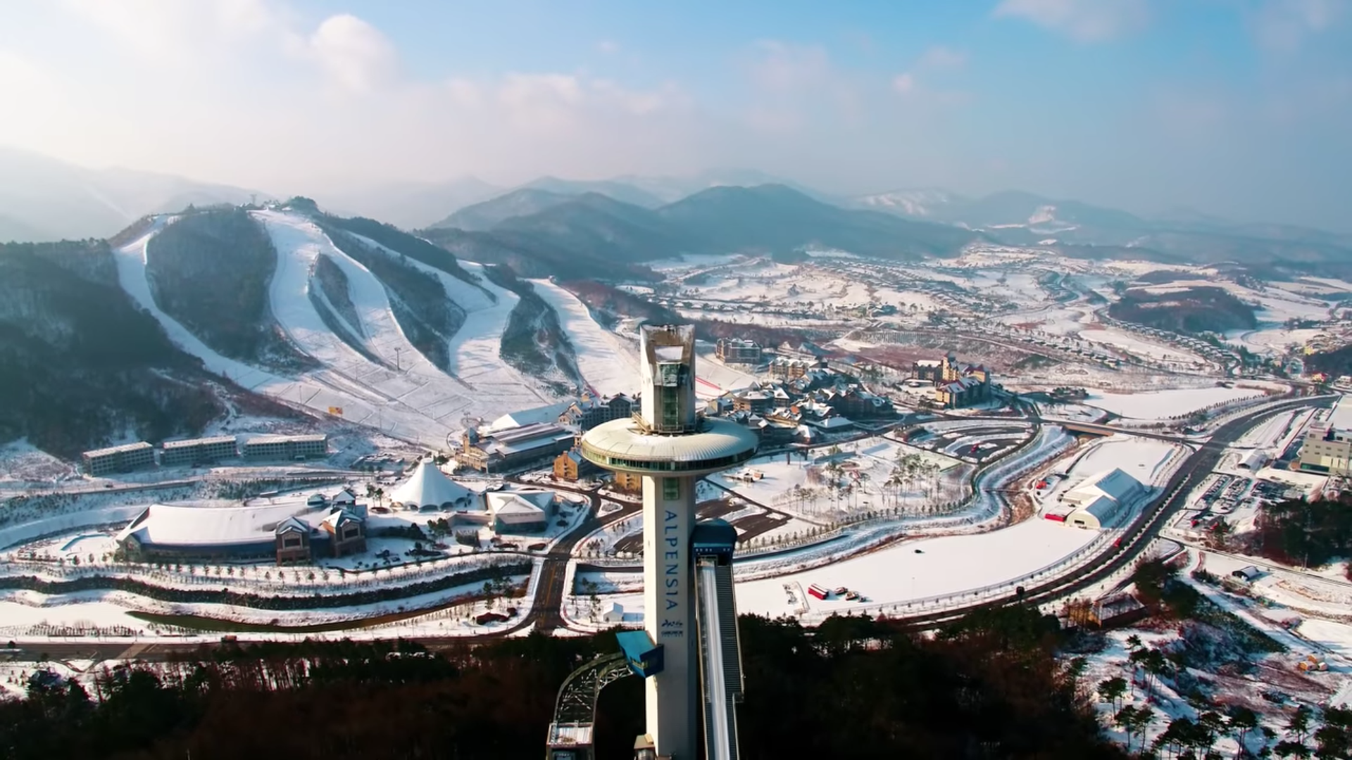 Experience the 2018 Winter Olympics with Virtual Reality on YouTube