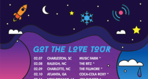 Big Gigantic Got the Love 2018 tour dates. Photo by: Big Gigantic
