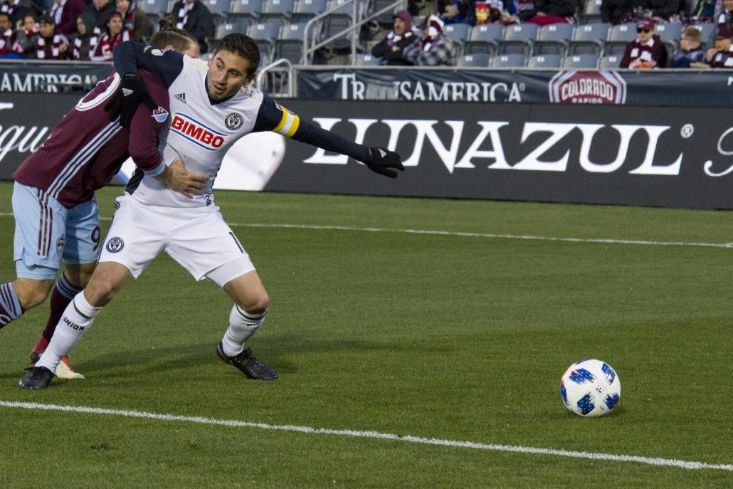 Colorado Rapids Win 3-0 Against the Philadelphia Union