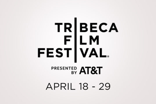 Tribeca Film Festival 2018 dates. Photo provided.