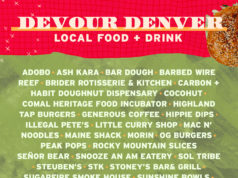 Grandoozy Devour Denver Lineup. Photo provided.