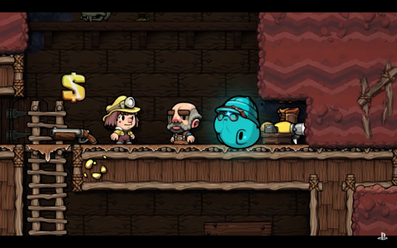 spelunky 2 gaming news on the next big thing for the ps4