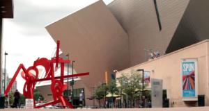 Denver Art Museum. Photo by: Denver Startup Week / YouTube