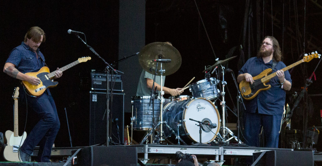Sturgill Simpson at Grandoozy. Photo by: Matthew McGuire
