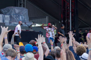 De La Soul at Grandoozy 2018. Photo by: Matthew McGuire