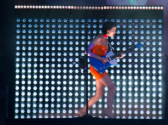 St. Vincent at Grandoozy 2018. Photo by: Matthew McGuire