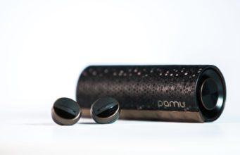 PaMu Scroll wireless headphones. Photo provided.