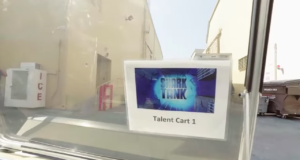 Go behind the scenes for Shark Tank season 10. Photo by: ABC / YouTube