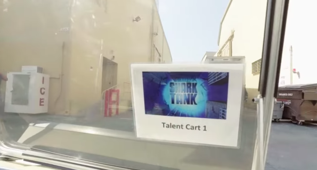 Go behind the scenes for Shark Tank season 10. Photo by: ABC / YouTube