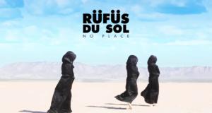 RÜFÜS DU SOL album cover for 'SOLACE.' Cover art by Le Fawnhawk. Photo by: RÜFÜS DU SOL / YouTube