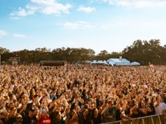 Voodoo Music Festival 2018 crowd. Photo by: Roger Ho / Katrina Barber C3 / Voodoo Music + Arts Festival press team