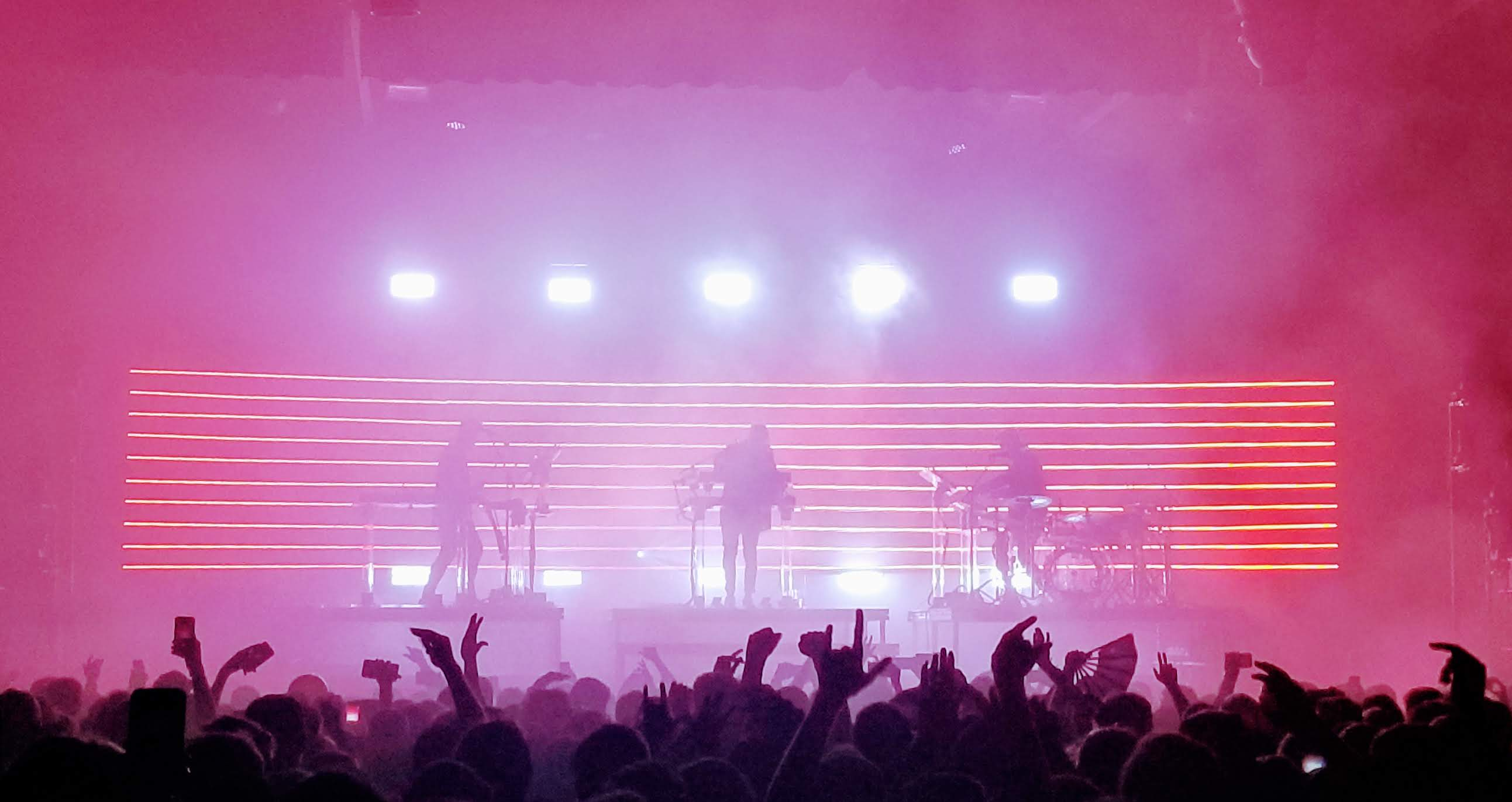 Rufus Du Sol Performed Two Sold Out Concerts at the Fillmore Auditorium in Denver