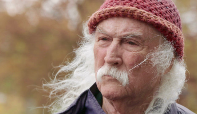 David Crosby appears in David Crosby: Remember My Name by AJ Eaton, an official selection of the U.S. Documentary Competition at the 2019 Sundance Film Festival. Courtesy of Sundance Institute | photo by AJ Eaton.