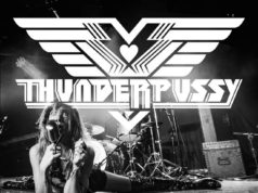 Thunderpussy tour dates for 2018. Photo by: Thunderpussy