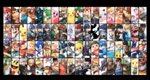 Super Smash Bros. Ultimate live stream. Photo by: Nintendo / YouTube