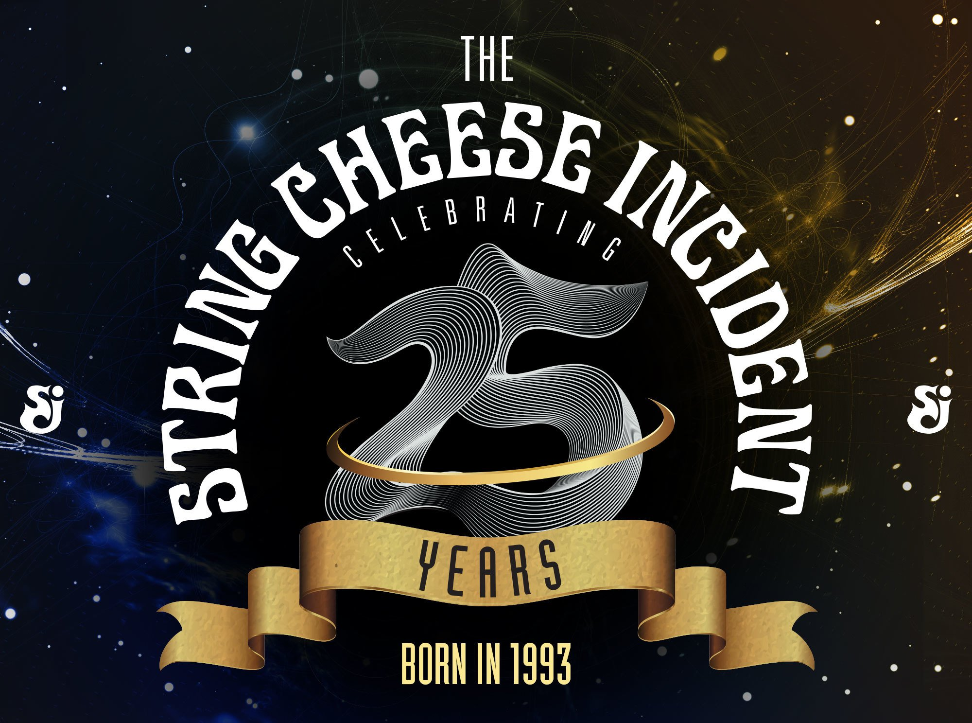 Celebrate 25 Years of Music History with The String Cheese Incident on NYE 2018