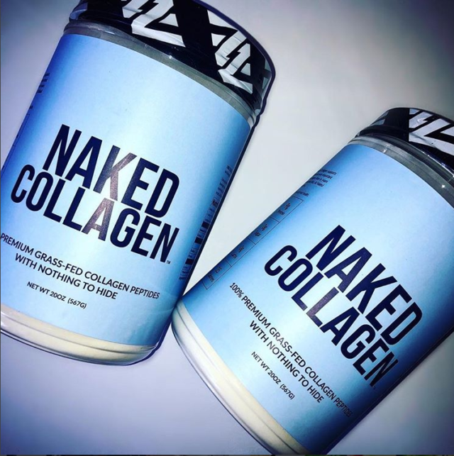 Naked Collagen mix by Naked Nutrition. Photo provided.