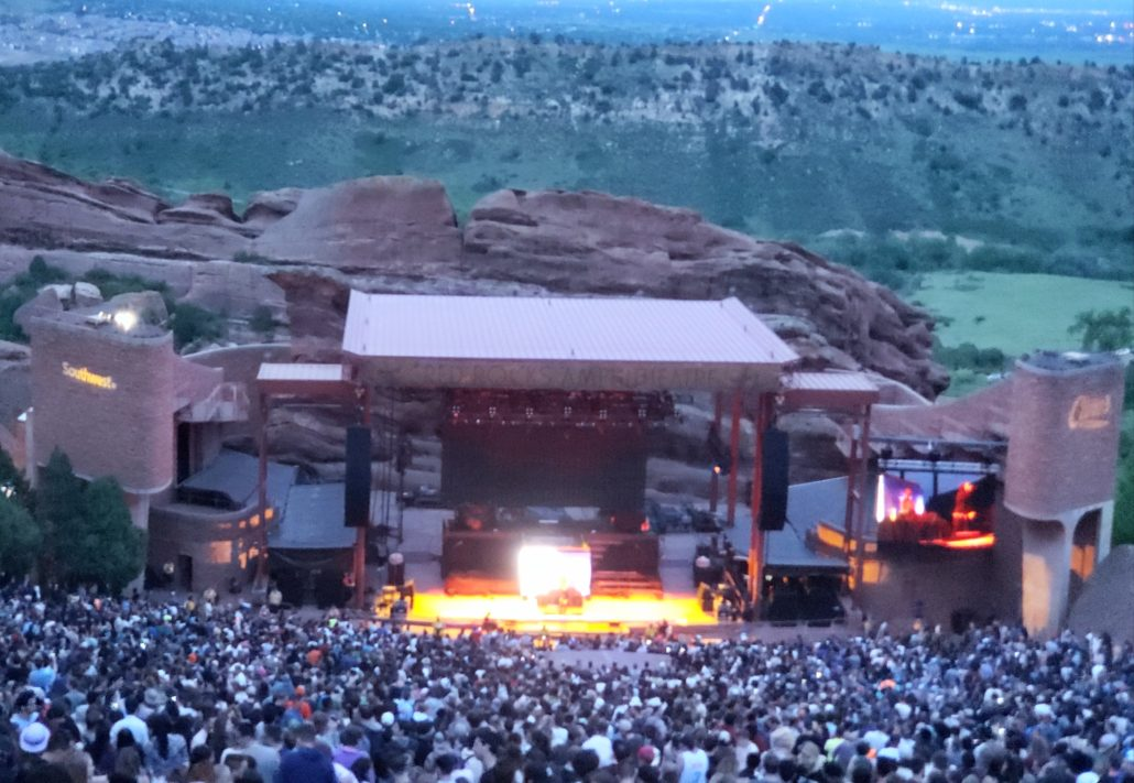 Anderson Paak And The Free Nationals Sell Out Red Rocks With